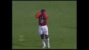 Seedorf manca il bersaglio contro il Palermo