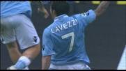 Punizione da tre punti di Lavezzi: il Napoli passa al Bentegodi
