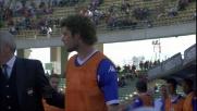 A Bari, Poli viene espulso dalla panchina