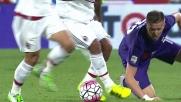 A Firenze De Jong recupera palloni anche da terra