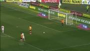 A Lecce la conclusione di Kucka sfiora il palo
