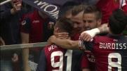 A Marassi Bertolacci punisce il Cesena con un goal di testa