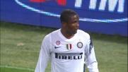 A Marassi Eto'o va vicinissimo al goal contro il Genoa