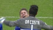 A Marassi Renan fa goal al Verona ma ringrazia l'arbitro per l'assist