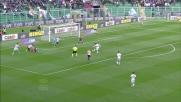 A Palermo Longo e Farias non centrano il bersaglio: palla fuori