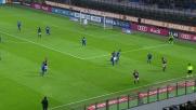 A San Siro Bonaventura non riesce a spingere in goal l'assist di Cerci
