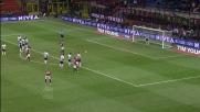 A San Siro goal dal dischetto per il glaciale Ibrahimovic contro il Siena