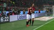 A San Siro il goal di Cassano al Parma raddoppia il vantaggio del Milan