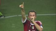 A San Siro il Milan pareggia grazie al goal di Cassano
