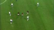 A San Siro Jankulovski lascia il Milan in dieci nei  minuti finali