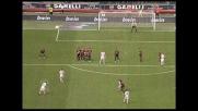 A San Siro Totti supera Dida su punizione