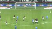 AbbiatI vola sulla punizione di D'Agostino ed evita un goal dell'Udinese