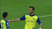 Abbruscato mette la sua firma sulla vittoria del Chievo col Livorno