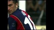 Abeijon sfiora il goal contro il Bologna