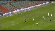 Acquafresca colpisce una traversa clamorosa contro il Milan