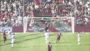 Agazzi nega il goal a Palacio con una grande parata