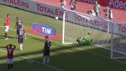 Agazzi spegne in corner le speranze di goal di Borriello