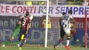 Aguirre batte Brkic e accorcia le distanze con un goal di sinistro