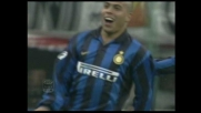 Ronaldo segna un goal nel derby con due tocchi di classe