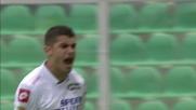 Al Barbera il Genoa accorcia le distanze con il goal di Iago Falque