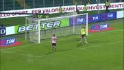 Al Barbera il Palermo raddoppia grazie al goal di Ilicic
