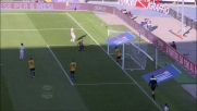Al Bentegodi Pisano in scivolata salva un goal fatto di Menez