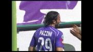 Al Franchi il goal di Pazzini avvicina la Fiorentina alla qualificazione Uefa