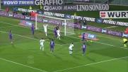 Al Franchi Konatè non trova il goal: gran torsione ma il colpo di testa termina sul palo