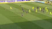 Al Franchi Tatarusanu nega il goal dell'ex a Luca Toni
