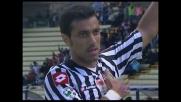 Al Friuli c'è spazio anche per il goal di Quagliarella contro il Cagliari