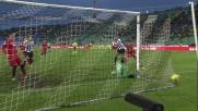 Al Friuli Danilo sigla la terza rete dell'Udinese sul Cagliari