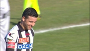 Al Friuli Di Natale spaventa l'Inter colpendo la traversa
