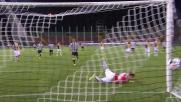 Al Friuli goal di Muriel che batte Mirante dal dischetto con una cannonata