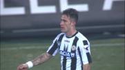 Al Friuli il colpo di testa di Floro Flores fa la barba al palo