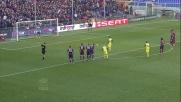 Al Luigi Ferraris Paloschi trasforma il rigore contro il Genoa