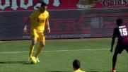 Al Picchi Jankovic realizza il goal su un tentativo di cross