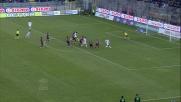 Al Sant'Elia Strasser segna un goal ad Agazzi e regala la vittoria al Milan