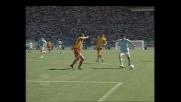 Albertini porta in vantaggio la Lazio sul Lecce
