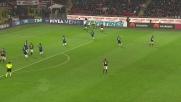 Alex di testa porta in vantaggio il Milan nel derby della Madonnina