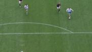 Alex sbaglia tutto e regala a Dionisi il goal del 3-1 per il Frosinone a San Siro