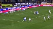 Ali Adnan sgambetta Zielinski e causa un rigore per l'Empoli
