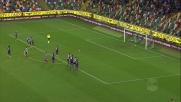 Alla Dacia Arena il rigore di Bernardeschi agguanta l'Udinese