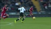 Allan: fuga e goal al Cagliari per l'1-1 dell'Udinese