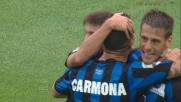 All'Atleti Azzurri d'Italia Denis realizza il goal da 3 punti contro la Lazio