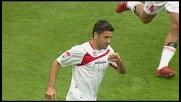 Allegretti su punizione fa vincere la partita al Bari