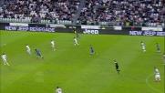 Allo Juventus Stadium un goal di sinistro di Thereau infrange un tabù