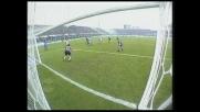 Allo scadere Batistuta porta a tre i suoi goal nella sfida con il Cagliari