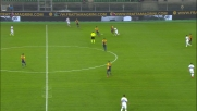 Allo stadio Bentegodi Matri porta in vantaggio il Genoa