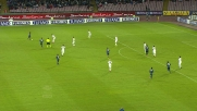 Allo stadio San Paolo Hamsik trova il goal del pari contro l'Hellas Verona