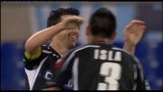 All'Olimpico Di Natale non sbaglia: goal del pari con la Lazio
